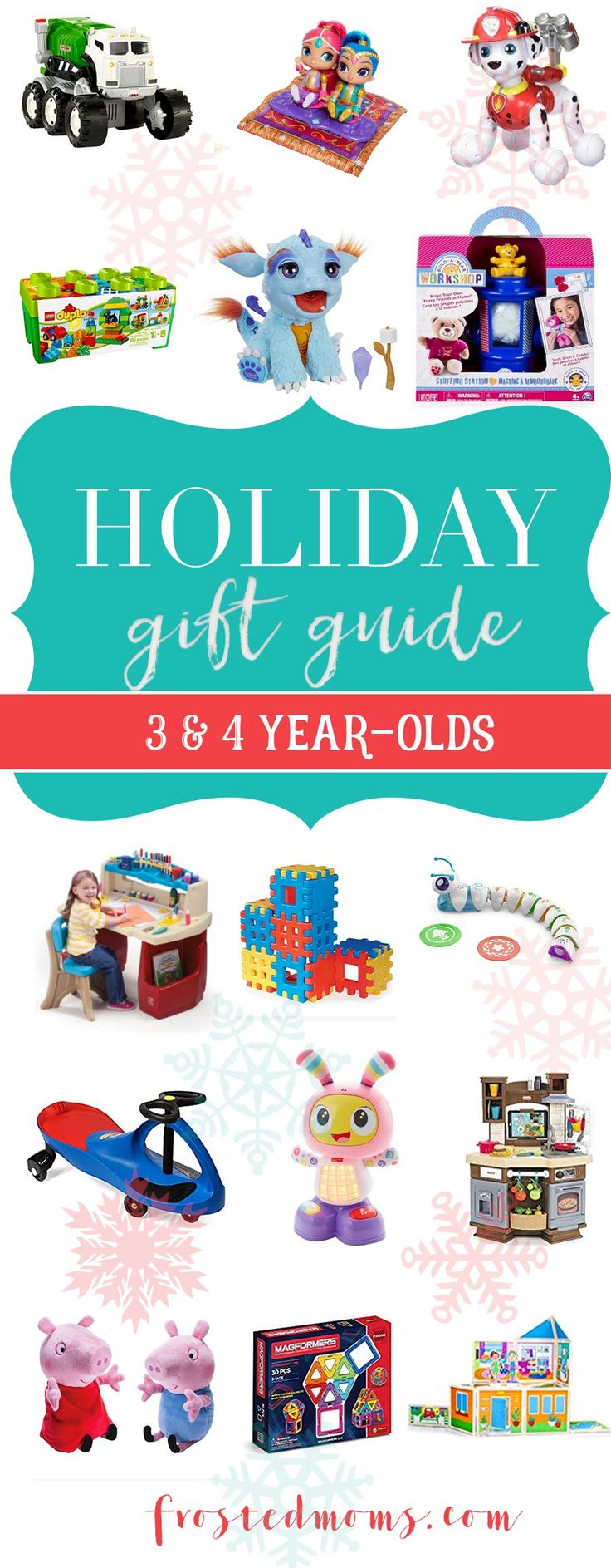 Best 25+ 4 year old christmas gifts ideas on Pinterest | 2 year ...