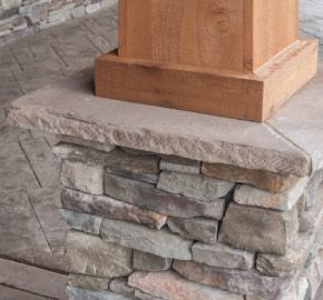 12 Best Column Capstones And Wall Capstones Dutch Quality