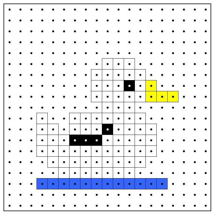 KleuterDigitaal - wb kralenplank eend 02
