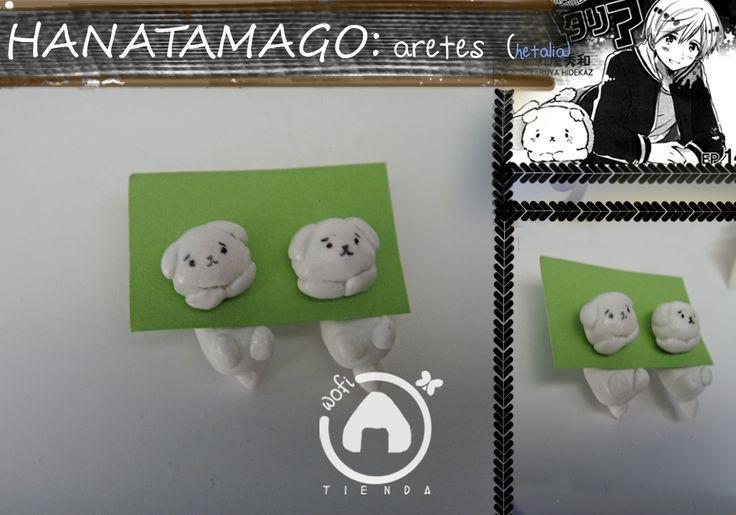 HANATAMAGO: Aretes Hetalia    ... aph  earrings