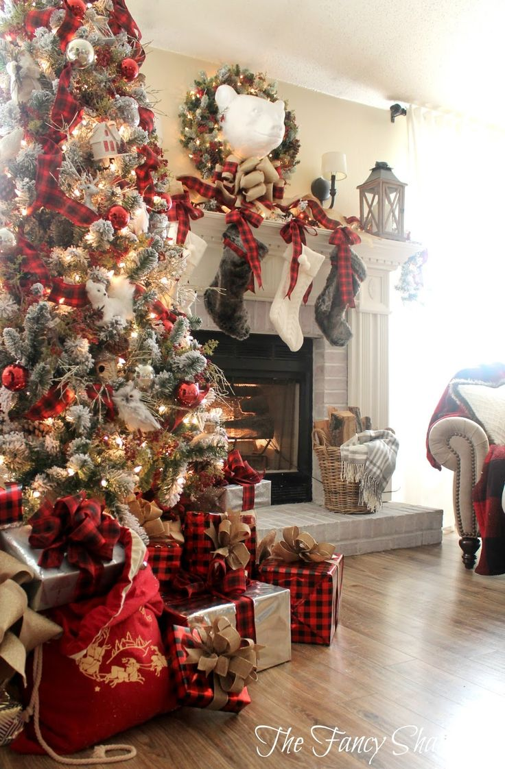 The Fancy Shack Christmas Home Tour 2015