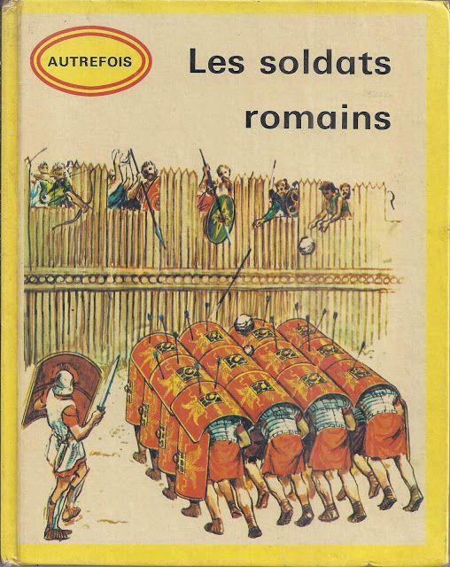 Les soldats romains