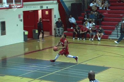 Slam Dunk Double Take.gif
