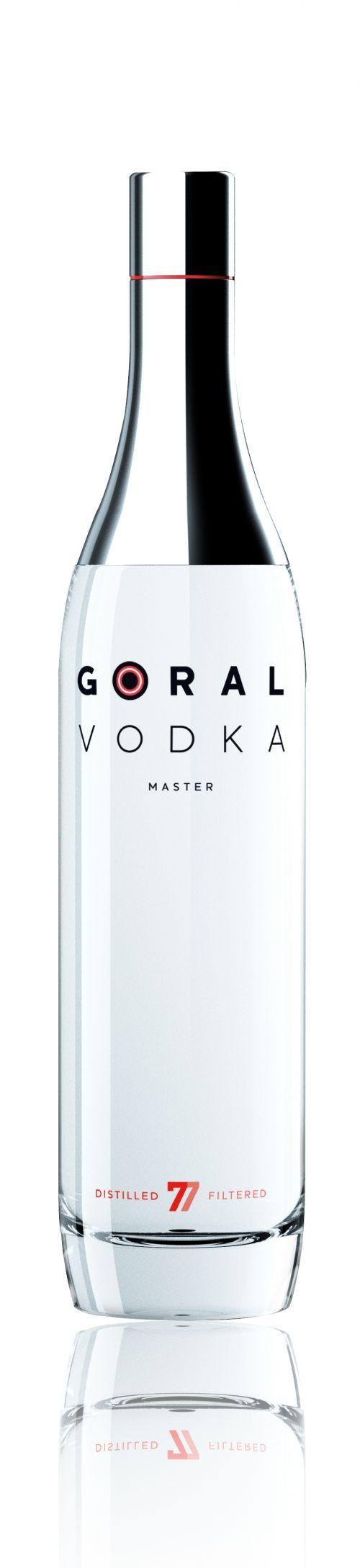 Goral Vodka MASTER Vodka from Slovakia seeking for distributors - Beverage Trade Network