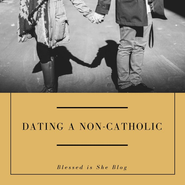 Dating someone non christian