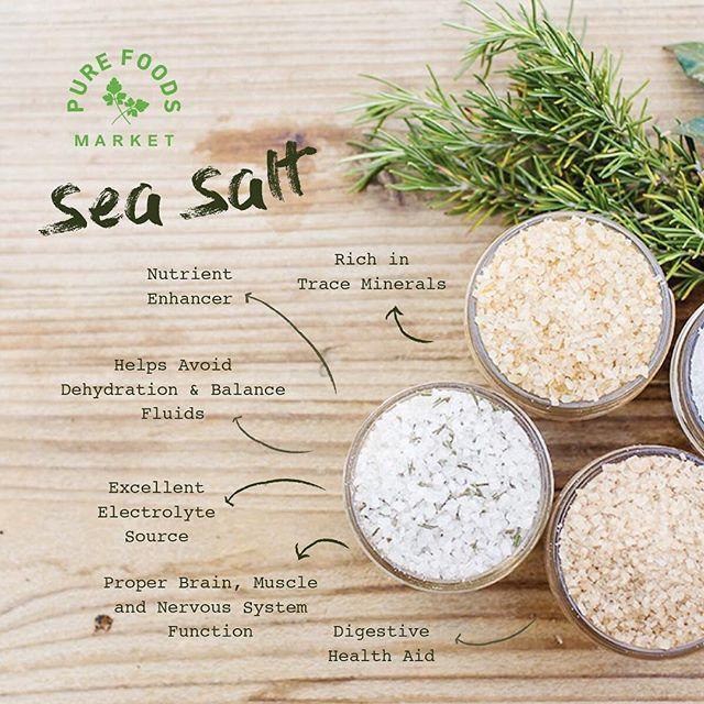 Garam adalah suatu bumbu makanan natural yang sangat esensial. Bayangkan makan tanpa garam., semua akan terasa hambar dan tidak menjadi satu. Akhir-akhir ini garam mendapat kesan yang kurang baik dari beberapa pakar atau asosiasi kesehatan. Tetapi ada perbedaan ternayata antara garam meja biasa dan garam laut asli yang sekarang mulai tersedia di kebanyakan supermarket. Pilihlah garam laut asli yang dapat menunjang dan menyehatkan badan kita. Berikut adalah beberapa manfaat garam lau asli :⠀…
