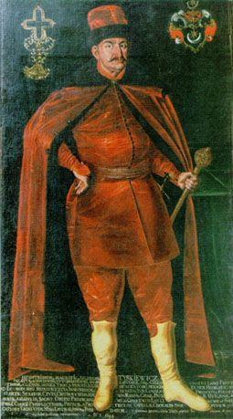 Janusz Tyszkiewicz Łohojski h. Leliwa (1590-1649) wojewoda kijowski, starosta śniatyński i żytomierski