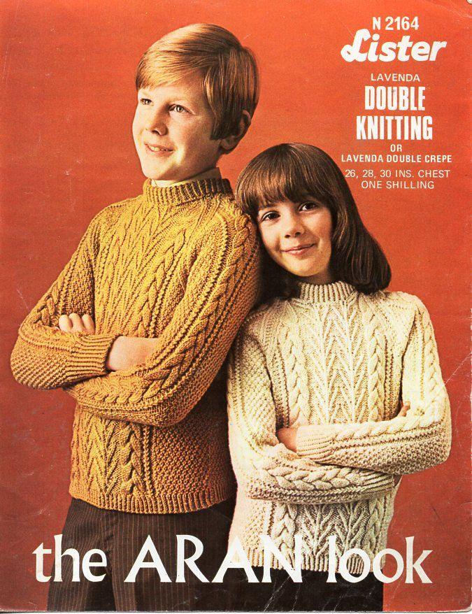 188 best vintage baby children aran knitting patterns knit vintage childrens aran sweater knitting pattern pdf dk cable jumper crew neck 26 30 inch dk light worsted 8ply instant download dt1010fo