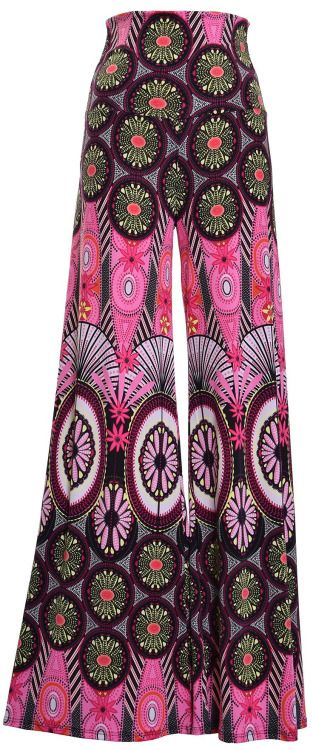 ViV Collection  Palazzo Pants. LOTS of patterns available <3