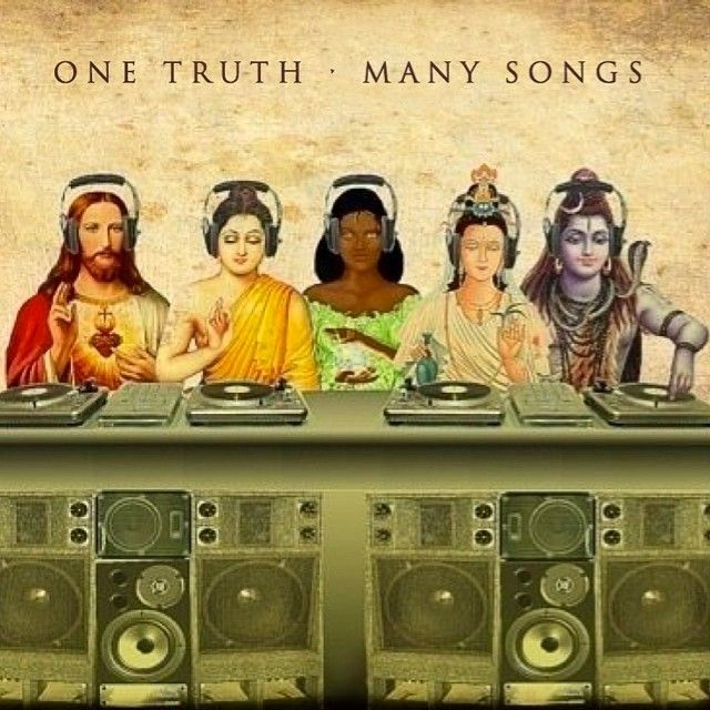 ONE TRUTH. MANY SONGS !