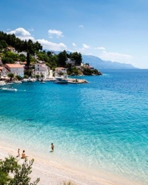 Adriana Hvar Spa Hotel | Hvar, Croatia - NOTES: Poll day pass $16 Euro; Couples massage $160; The restaurant's chef, Mario Bobanović, was a contestant in MasterChef Croatia, and is considered one of Hvar's best