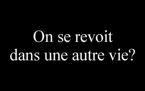 bonjour mademoiselle c.