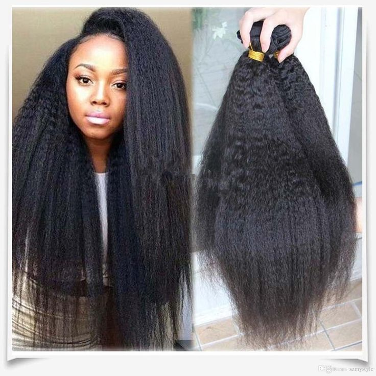 9 best virgin hair weaves 3 bundles images on pinterest curls 7a unprocessed indian hair weave kinky straight hair extensions 100gunit 3 bundle afro bulk pmusecretfo Gallery