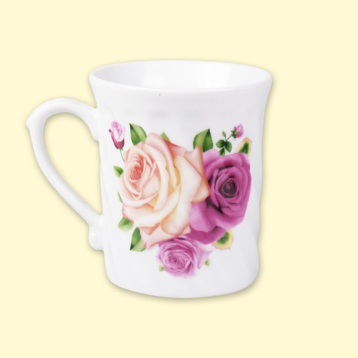 """SHOP-PARADISE.COM:  Набор кружек """"розы"""" (6 шт. ) 250 мл 8,40 €"""