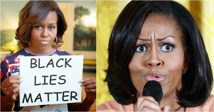 Michelle Defines Skin Color & Race In Final Interview, Pisses Off Americans