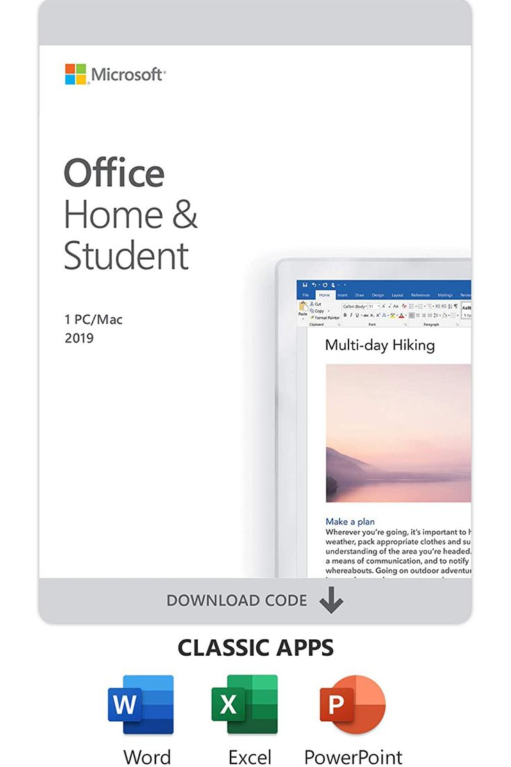 Microsoft Office Home And Student 2019 Download 1 Person Compatible On Windows 10 And Apple Macos Microsoft Outlook Microsoft Office Home Microsoft Office Outlook office 365 log in
