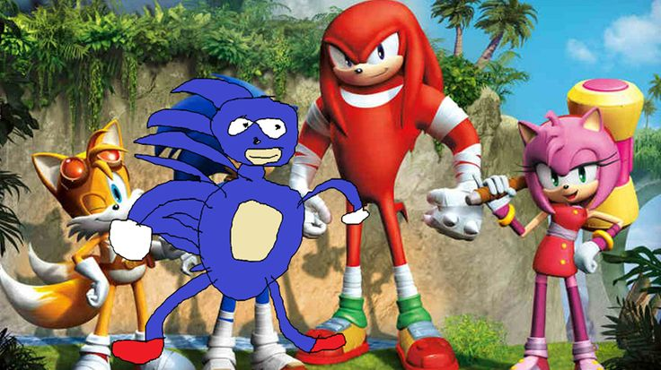 9 Sanic Memes That are Better Than Recent Sonic Games