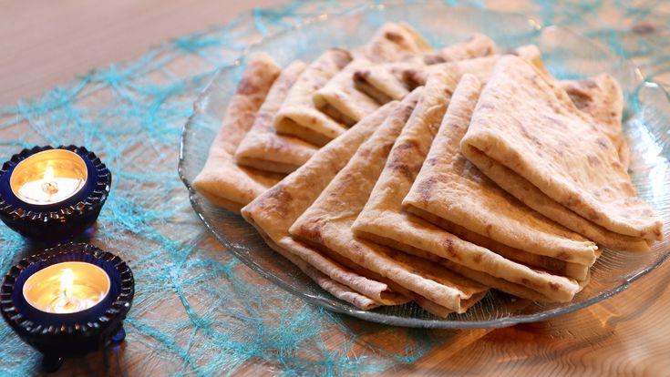 Kari Støfringsdal lærer deg å lage gode potetkaker. Foto/redigering: Ahmad Dean, NRK