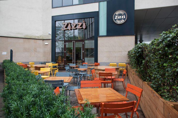 Zizzi Cardiff St David's