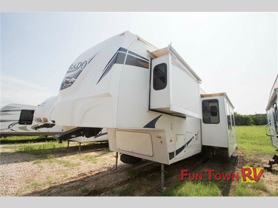Used 2010 Dutchmen RV Colorado 35RB-H5-BS Fifth Wheel at Fun Town RV | Wharton…