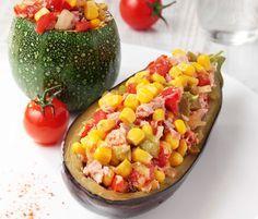 Découvrez la recette simple et gourmande des légumes farcis au maïs façon…