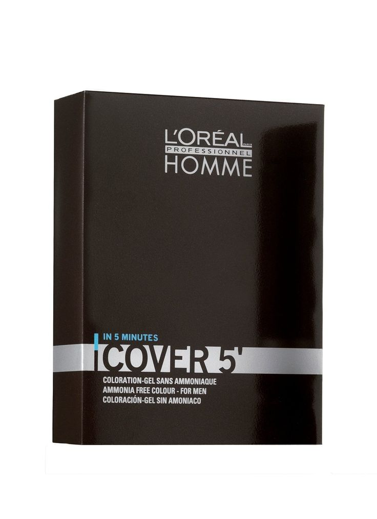 Loreal Homme Cover 5 - Ammonia Free 5-minute Color for Men (7 Dark Blonde) *** See this great product.