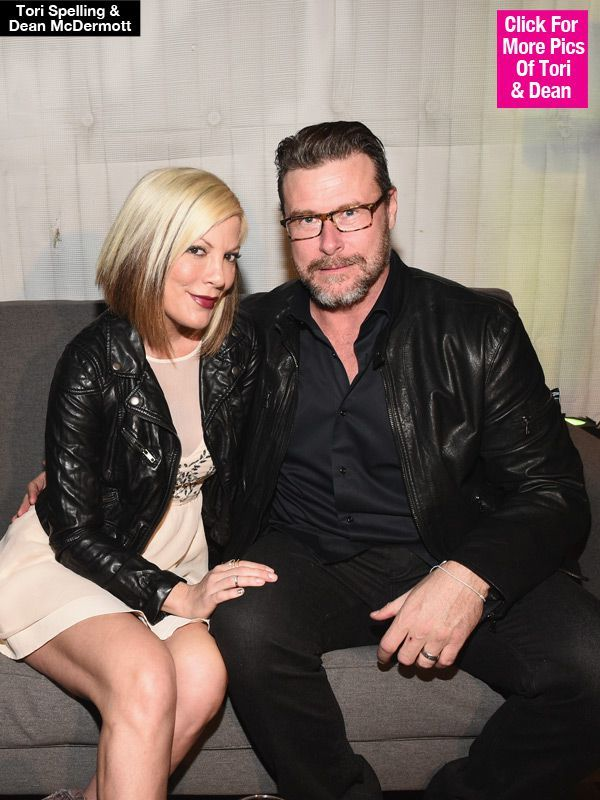 Tori Spelling & Dean McDermott Pregnant With Baby #5 — Report