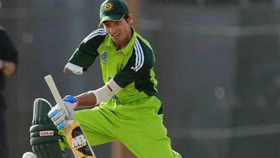 Interview of Matloob Qureshi Disabled Cricketer in Pakistan http://goo.gl/huCQTg