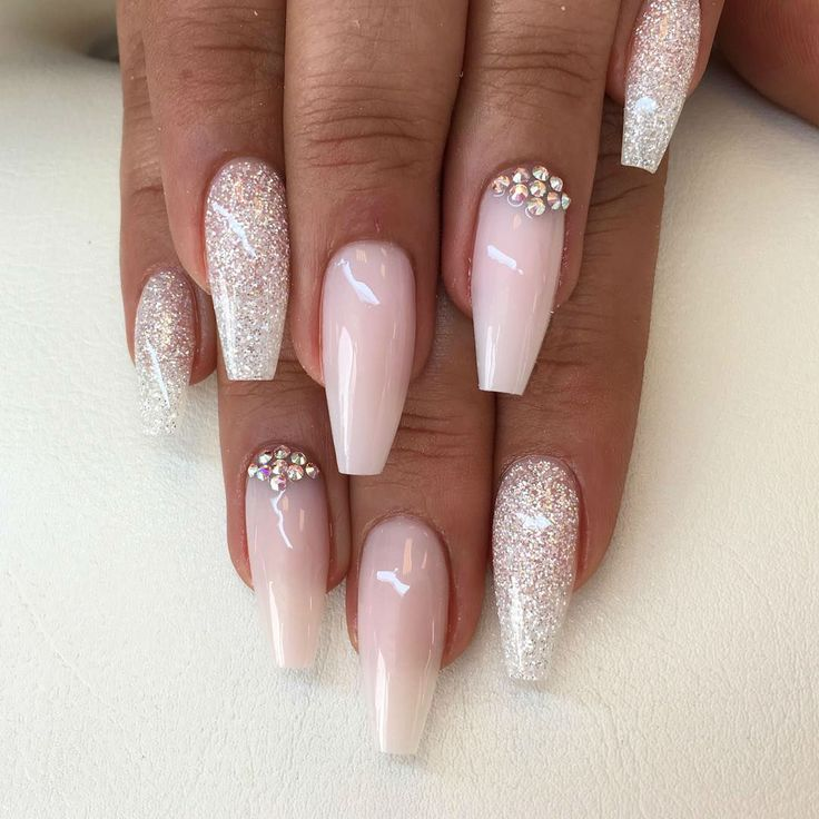 136 best Naildesign images on Pinterest | Coffin nails, Acrylic nail ...