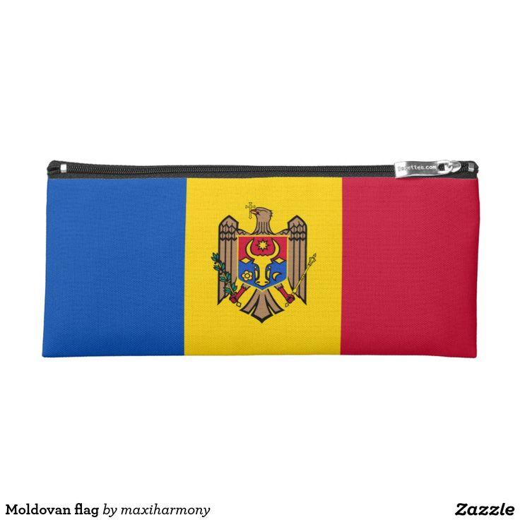 Moldovan flag pencil case