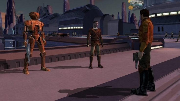 Report: BioWare Austin working on new KOTOR game