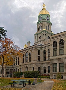 Cabell County Courthouse Huntington, West Virginia <3 my hometown <3