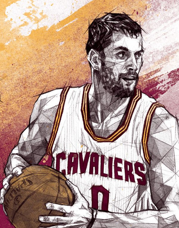 Cleveland Cavaliers Poster on Behance