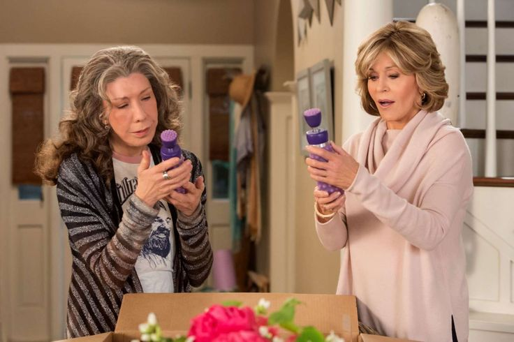 'Grace & Frankie' returns March 24 on Netflix  -  Upcoming Specials and Premieres