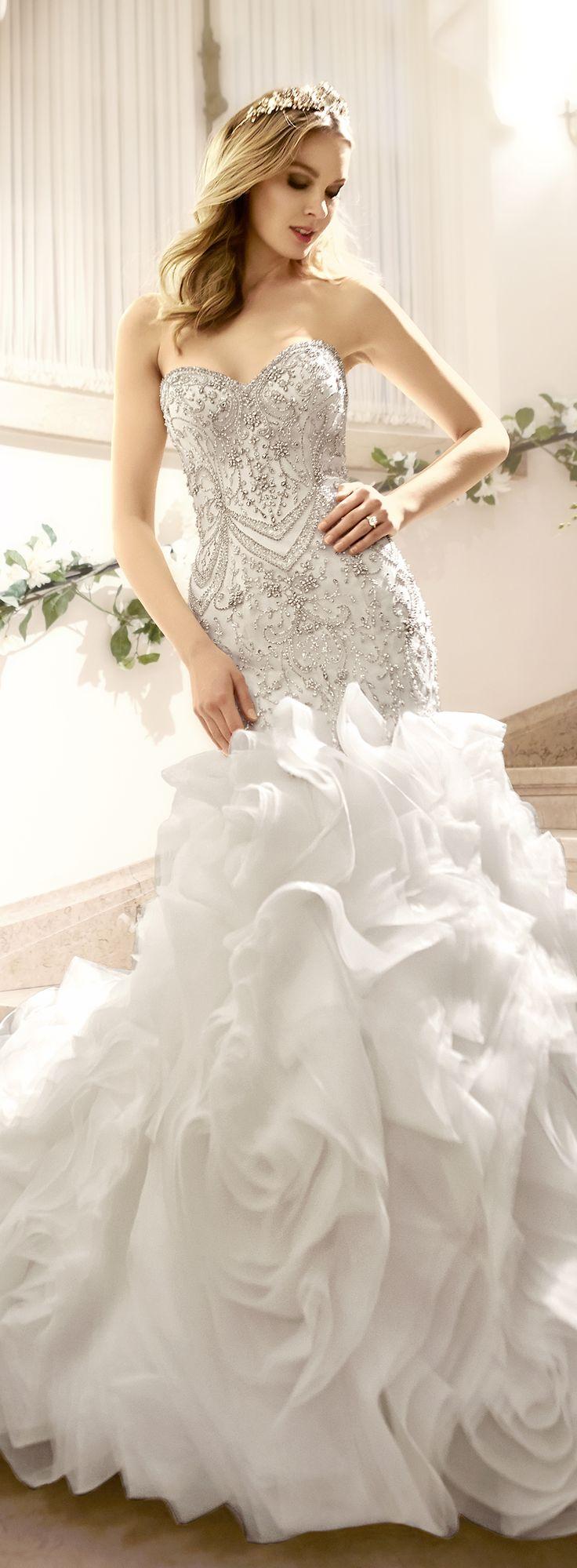 200 besten wedding dresses Bilder auf Pinterest | Brautkleid Zubehör ...