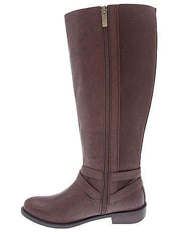 1000  images about wide calf boots on Pinterest | Boots Rubber