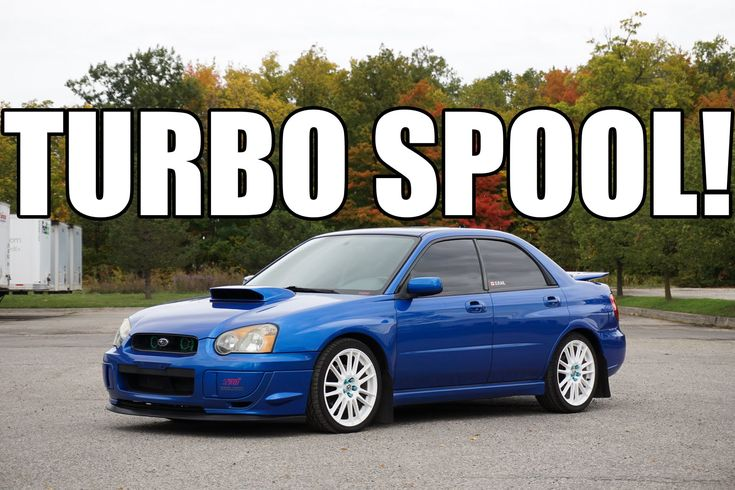2004-2005 Subaru WRX - K&N Intake + Genie Exhaust. TURBO SPOOL SOUNDS!