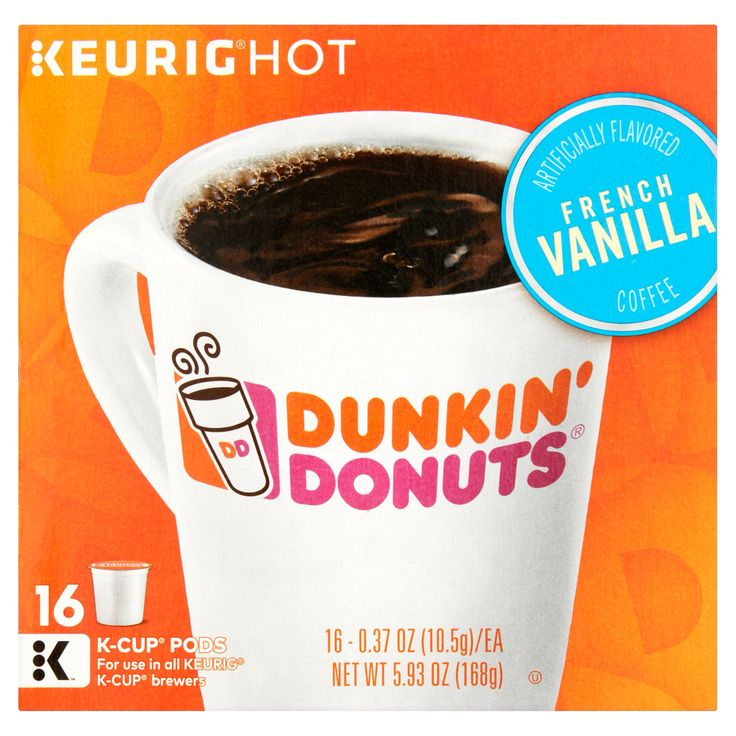 Buy keurig hot dunkin donuts french with images