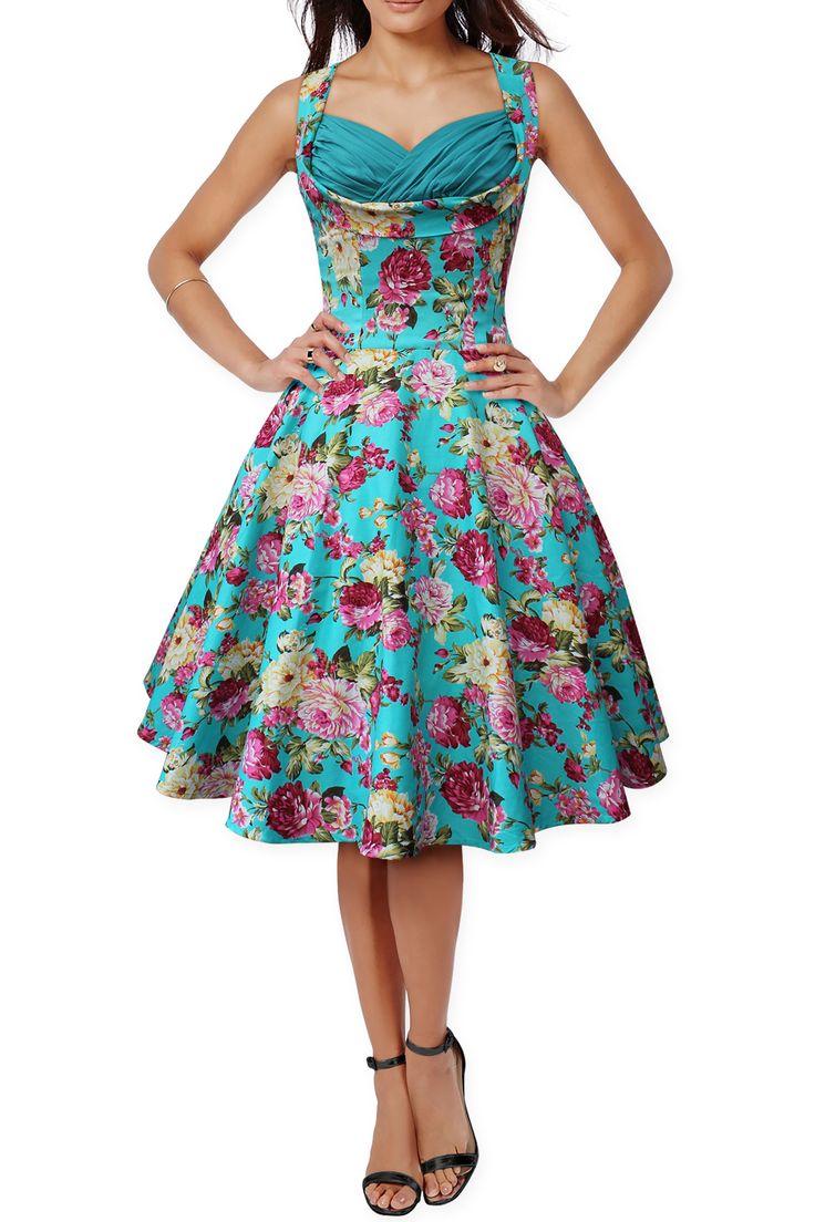 BlackButterfly-Aura-Classic-Divinity-50s-Vintage-Rockabilly-Swing-Dress