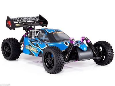 ﹩45.00. 1/10 Remote Control Racing Nitro Powered RC Buggy Kid's Car Toy Fuel Starter a