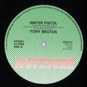 "12"" intense - Pressure Sounds - Uk Tony Brutus Water Pistol - Water Pistol Dub"
