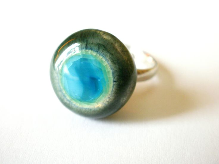 Ceramics glaze ring