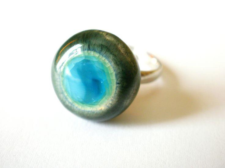 Ceramics glaze ring