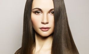 Groupon - Brazilian Straightening Treatment at Visage Salon Studios (Up to 62% Off) in Sugar House. Groupon deal price: $99