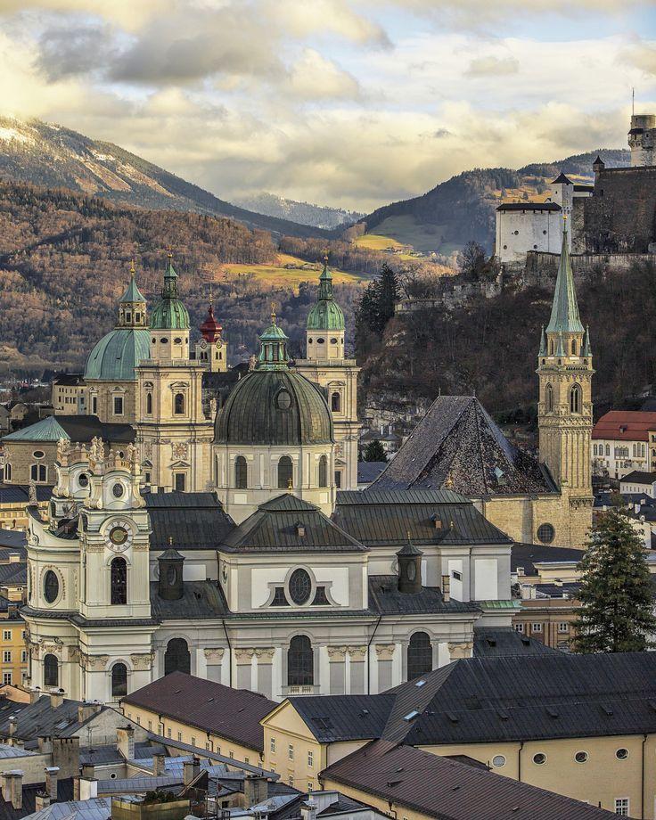 Marvelous Salzburg Austria by Robert Sch ller
