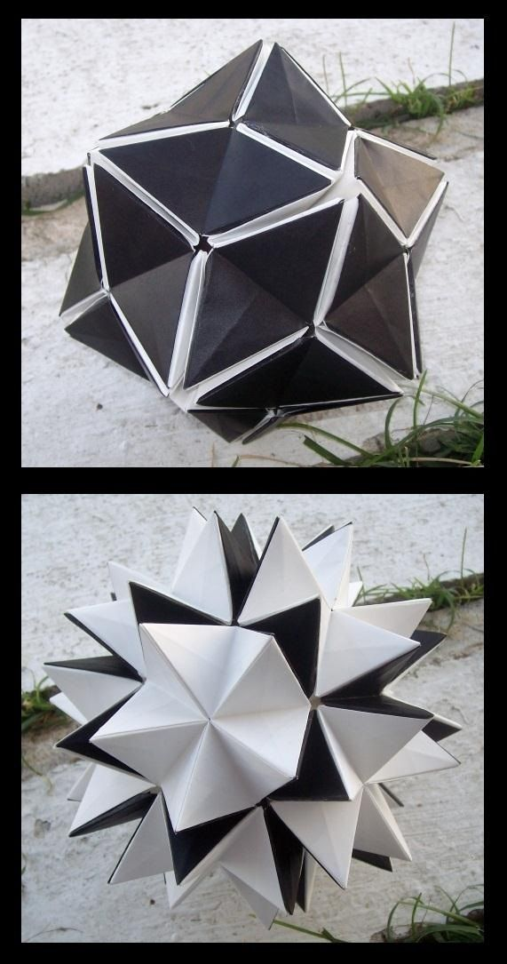 How to Make a Revealing Flower « Origami