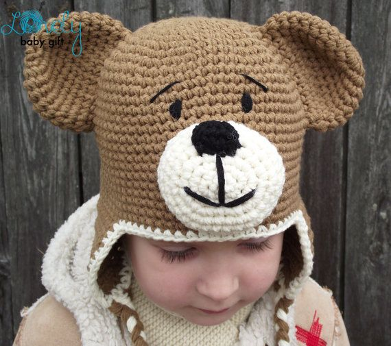 Knitting Unlimited Minneapolis : Toddler knit earflap hat hatch online