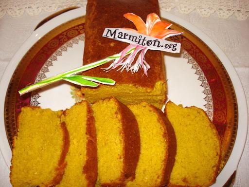 cake marseillais au go251t de panisse 224 la farine de pois