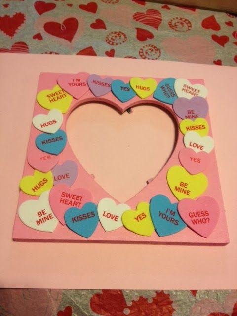Handmade Valentine's gift