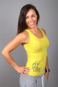 What would you say about a workout tanktop that is both feminine and cool? Sweet Baby Lemon is both, and its bold lemon yellow color is far from boring. http://www.2skin.dk/en/p/387/sweet-baby-lemon